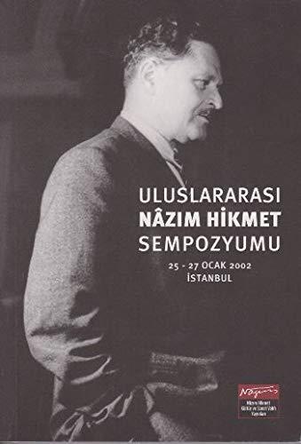Download Uluslararasi Nâzim Hikmet Sempozyumu 25-27 Ocak 2002 Istanbul pdf epub