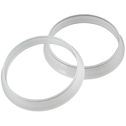 Plumb Pak PP25519-20 Beveled Slip Joint Washer, 1-1/2 in, Polyethylene, 1.5