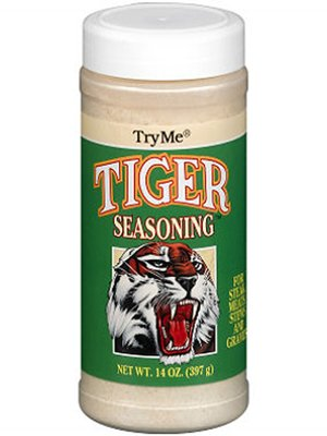 Tigers Barbecue Sauce - Try Me Tiger Seasoning (14oz)