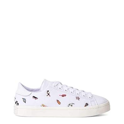 pretty nice d114f 7a812 adidas Women s Courtvantage W Sneakers White Size  3.5 UK