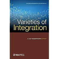 Varieties of Integration: 51