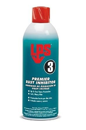 LPS 3 Premier inhibidor de corrosión, 11 oz Aerosol (Pack de 12)