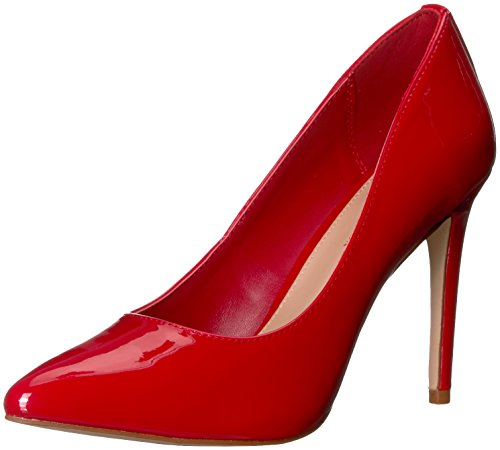 n's Heidi Pump, Scarlet, 8.5 Medium US (Red Patent Pumps)