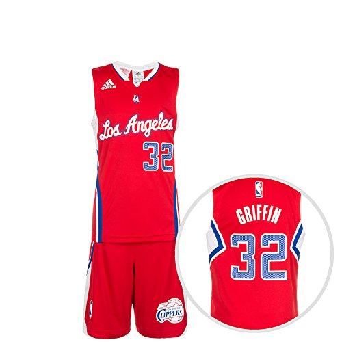 adidas Los Angeles Clippers Minikit Kinder 152