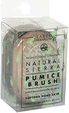 Earth Therapeutics Natural Sierra Pumice Brush