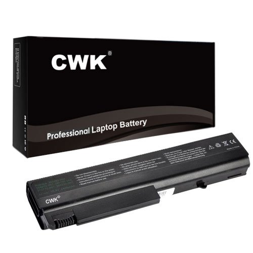 (CWK New Replacement Laptop Notebook Battery for HP/Compaq 6510b 6515b 6715b 6710b 6910p NX6325 HP Compaq 6515b 6910p NC6400 NC6120 HSTNN-DB28 HSTNN-FB05 6Cell HP Compaq nc6105 6510b 6710b NC6320 NC6100 NX6125 6710b NC6230 HP Business NC6140 NX6220 NX6325 NC6115 NC6110 NX6315 6Cell HP Business NX6310/CT 6715b 6710s NX6140 NX6125 NX6120 New HP Compaq NC6115 NC6200 NC6220 NC6300 NC6400 NX6120 NX6110 NC6400 PB994 EQ441AV HP Compaq NC6300 NC6120 NC6320 NC6230 NC6220 NX6330)