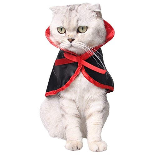Cat Costume Cloak Halloween Christmas Holiday Party Cute