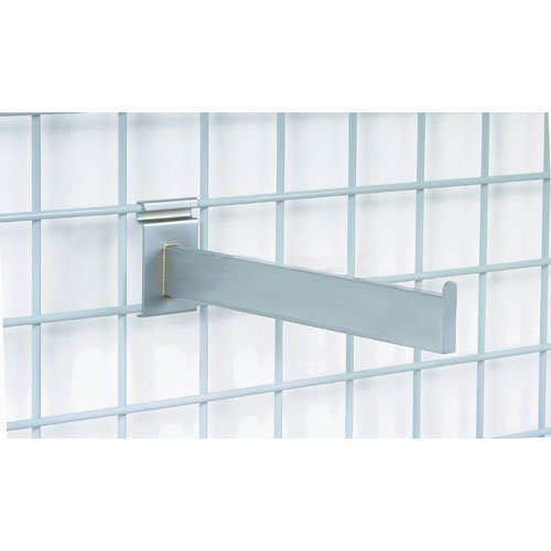 Shelf Bracket, Steel, 12''L - Lot of 2 by Nexel