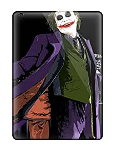 Protective Tpu Case With Fashion Design For Ipad Air (the Joker - The Dark Knight)