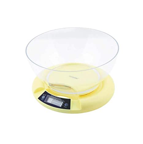 CY&Y Básculas electrónicas de Cocina, Ingredientes ...