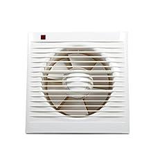 "Extractor Fan Wall Mounted Shutter Ventilating Exhaust Fan for Home Kitchen Bathroom Toilet Window Wall ( Size : 6"" )"