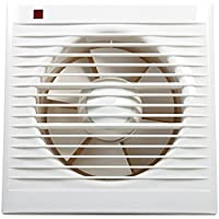 Extractor Fan Wall Mounted Ventilating Exhaust Fan For Home Kitchen Bathroom Toilet Window Wall ( Size : 6 )