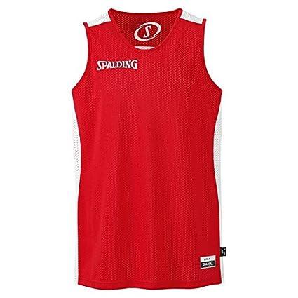 Spalding Essential - Camiseta de Baloncesto para Hombre