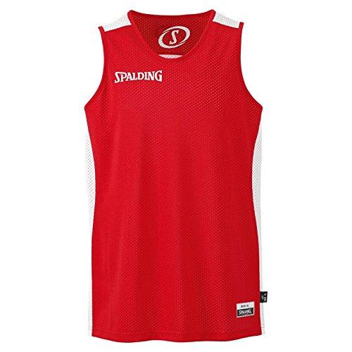 Spalding Essential - Camiseta de Baloncesto para Hombre: Amazon.es ...