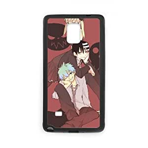 SOUL EATER Samsung Galaxy Note 4 Cell Phone Case Black xlb-139692