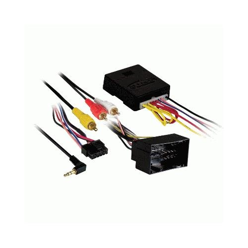 AXXESS XSVI-6523-NAV - NAV Interfaces - Dodge/Ram 13-Up Wire Harness