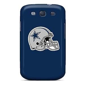 For Galaxy S3 Fashion Design Dallas Cowboys 4 Case-ACV2244ctRr