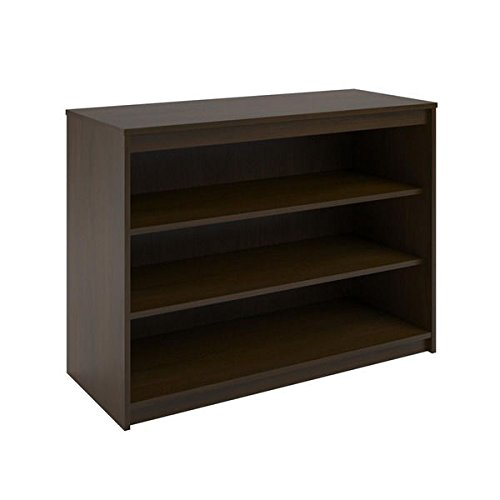 Bookcase / Bookshelves, Contemporary Style Elements Resort Cherry Bookcase by Cosco 5850207PCOM, Assembly Required by Altra