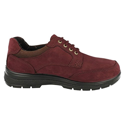Padders Pic Lacets Womens Occasionnel Bordeaux Wx2ua30x Chaussures aAaPqw
