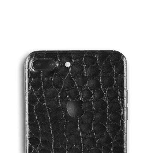 AppSkins Folien-Set iPhone 7 PLUS Full Cover - Alligator black