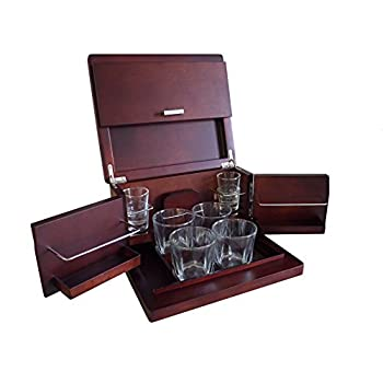 Image of Coasters Proman Products Mini Bar Set