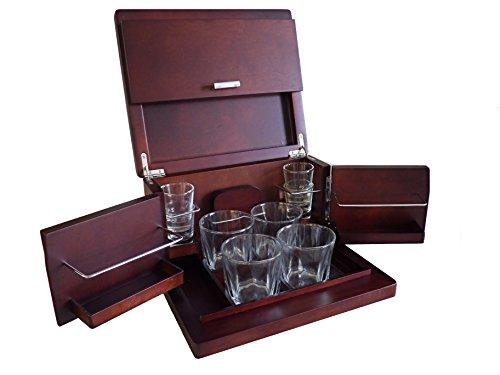 Proman Products Mini Bar Set (Portable Mini Bar)