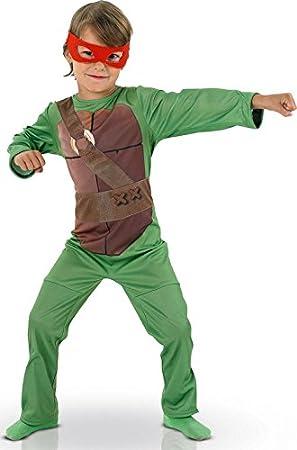 Tortuga Ninja I-5524 - Disfraz, talla única (3 - 5 años)