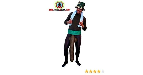 Disfraz de Negro del Movil de Bilbao - XL: Amazon.es: Ropa y ...