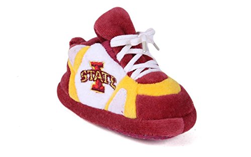 NCAA Baby Slipper Size: One Size Fits All, NCAA Team: Iowa State ()