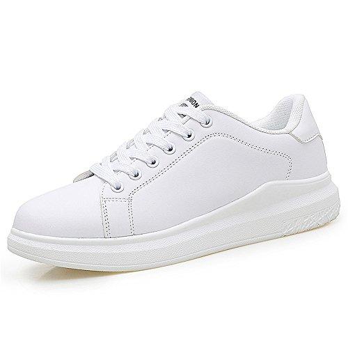 Scarpe Moda di Scarpe Cricket Stile Casual Color Bianca Sneaker per e Uomo Donna Nuovo da Mouth Sportive Pure Light BwFqZd5x