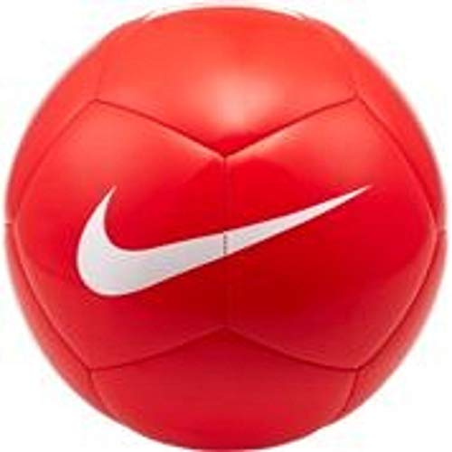 NIKE Pitch Team Soccer Ball Balones de fútbol de Entrenamiento, Unisex Adulto