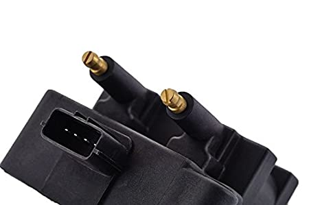 Amazon.com: Ignition Coil Pack 4 Pin for Subaru - Impreza Legacy Outback Forester Baja - 2.2L 2.5L Compatible with 22433-AA410 22433-AA570: Automotive