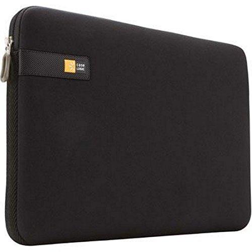 Case Logic LAPS-114 14-Inch Laptop Sleeve (Black) primary