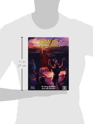Pavis Gateway to Adventure (HeroQuest Glorantha): Greg
