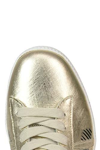 Cuero Zapatillas Ezgl053007 Mujer Premiata Oro zxwqUHpg
