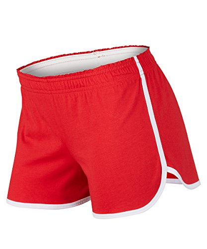 Soffe Juniors Dolphin Short, red, Large