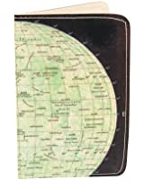 The Moon Map Gift Card Holder & Wallet