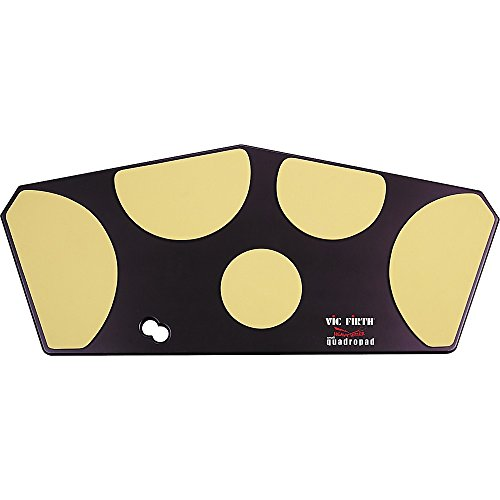Vic Firth Heavy Hitter Quadropad Small (Quad Marching Drums)