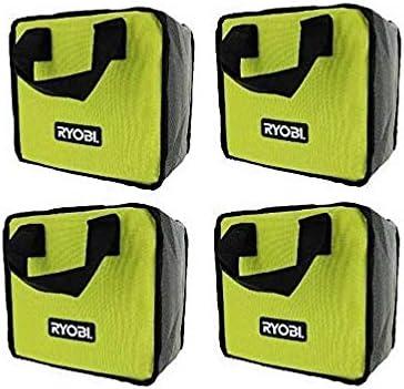 Ryobi Genuine OEM Tool Tote Bag 4 Pack Tools Not Included Bulk Packaged
