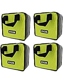 Ryobi Genuine OEM Tool Tote Bag (4 Pack) (Tools Not Included) (Bulk Packaged) (Renewed)