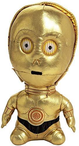 JOY TOY Peluche Robot C3PO Star Wars 23 CM: Amazon.es: Juguetes y juegos