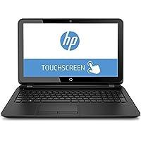HP 15.6 Touchscreen HD LED-backlit Display High Performance Laptop, Intel Pentium Quad-core 2.16GHz, 4GB RAM, 500GB HDD, 802.11bgn, HDMI, Webcam, Multi-in-1 card reader, Windows 10 Home