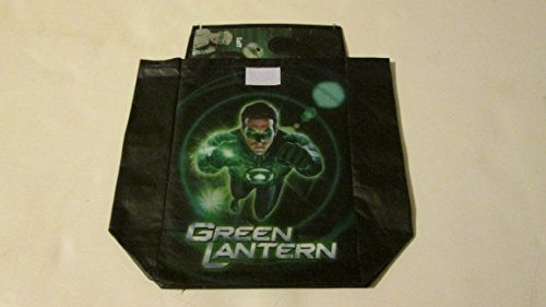 Subway Kids Meal - Green Lantern Tote Bag w/ Paper Costume (2011) (Attack Reynolds)