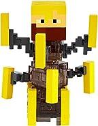 Mattel Minecraft Light up Blaze Figure