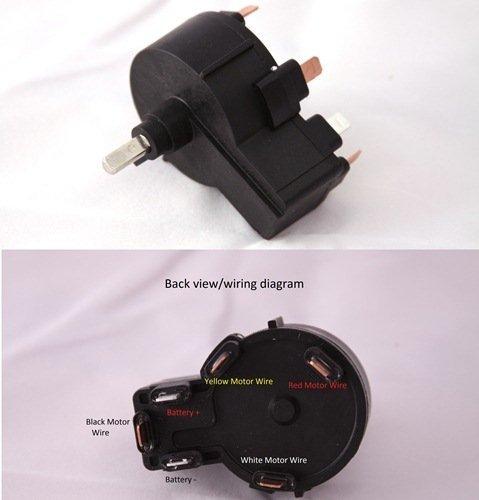 Minn Kota 5-speed Foward, 3-speed Reverse Switch 2064028