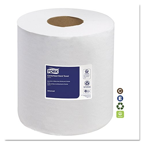 1 Ply Center Pull - Tork SCA 120133 Center-Pull Towels, 8-1/4