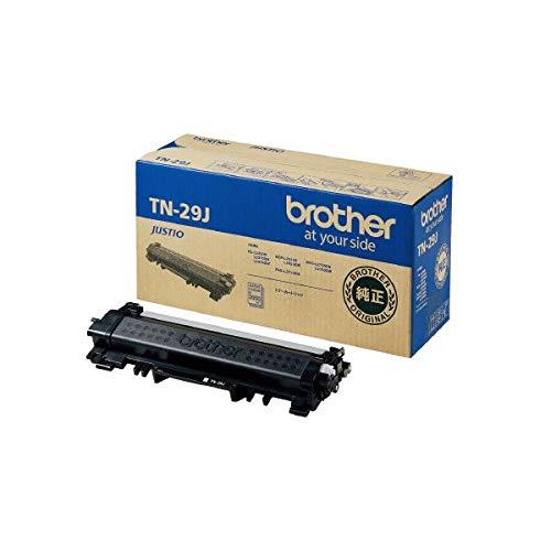 ブラザー トナーカートリッジTN-29J AV デジモノ パソコン 周辺機器 その他のパソコン 周辺機器 14067381 [並行輸入品] B07QBCLSKX