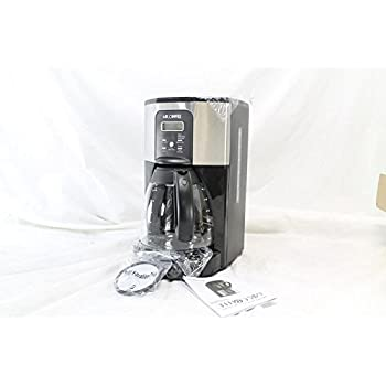 Amazon Com Mr Coffee 12 Cup Programmable Coffeemaker