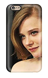 High Grade CaseyKBrown Flexible Tpu Case For Iphone 6 - Chloe Moretz 6
