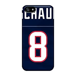 LifeLeader Design High Quality Houston Texans Cover Case With Excellent Style For Iphone 5/5s